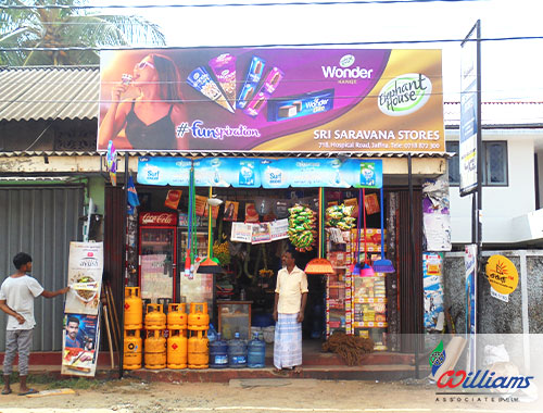 Dealer Boards | Williams Associate Kurunegala | Williams Ads